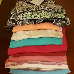 Bundle of 13 Shirts & Sweaters!